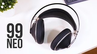 Review Meze 99 Neo: 4 JUTA, dapet Headphone CLASSY!