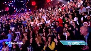 شب خالد ومحمد شاهين في البرايم 15 من ستار اكاديمي 10 -C'est La vie Chab Khaled & Mohammad