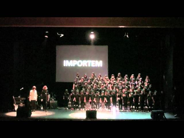 Realment Importem (They don't care about us) - Cor l'Amistat Aula de Música Soler Videos De Viajes
