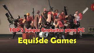 TOP 5 Juegos Free to Play para PC 2014