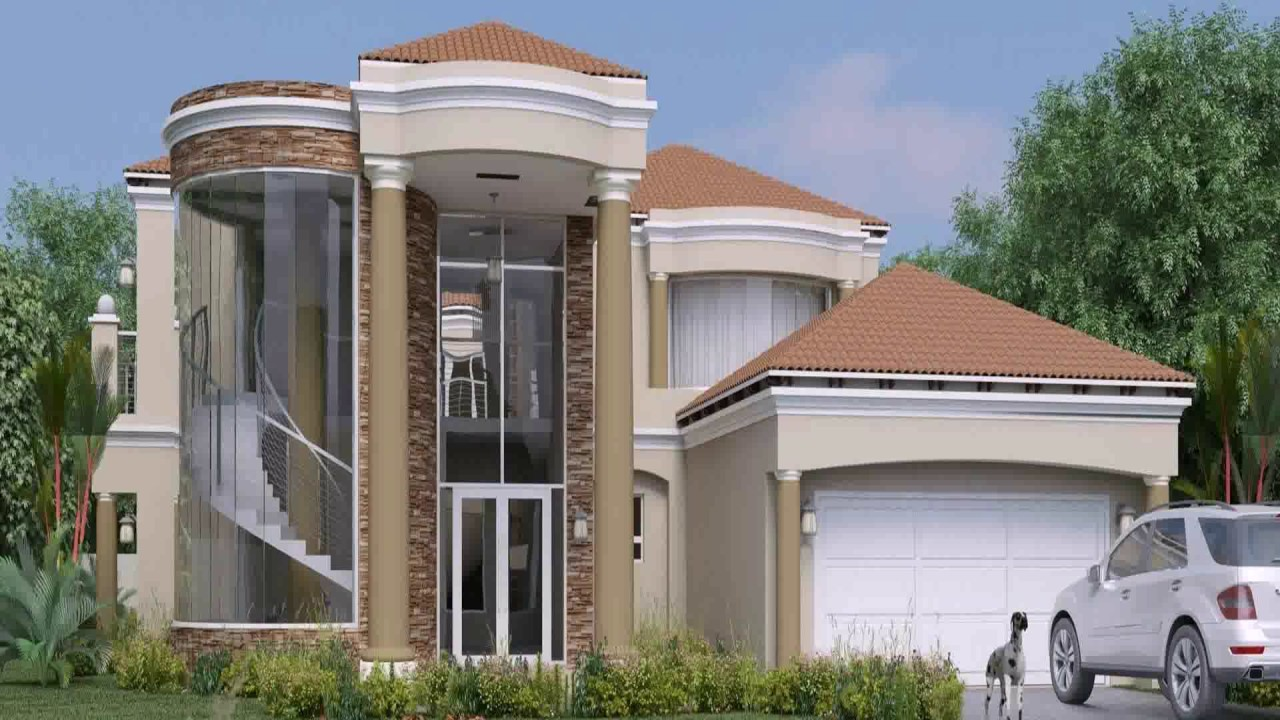 Tuscan Style House Plans In South Africa - YouTube