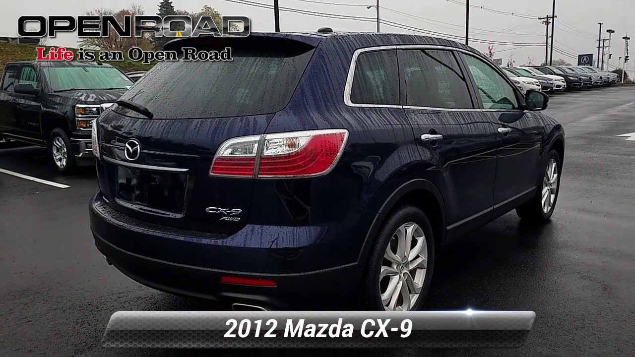 Mazda East Brunswick >> Used 2012 Mazda Cx 9 Grand Touring East Brunswick Nj 43579a