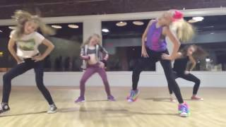@Tinashe 'PLAYER' Rumer Noel Choreo feat  Maddie Ziegler, Kalani Hilliker & the Dance Moms girls
