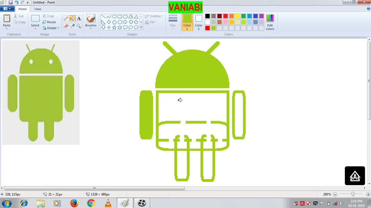 ms paint for android