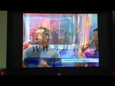 SIMFONI - Hakikat Cinta (live@TvAlhijrah)