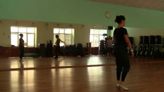 Урок испанского танца(Урок танца. Испанский микс. Используется музыка Flamenko - Koster (Фламенко - Костер), 2012-08-26T11:56:04.000Z)