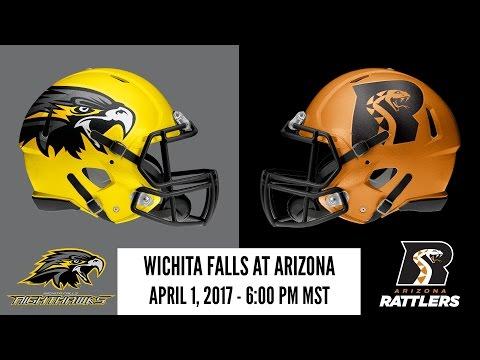 Week 7 | Wichita Falls Nighthawks at Arizona Rattlers