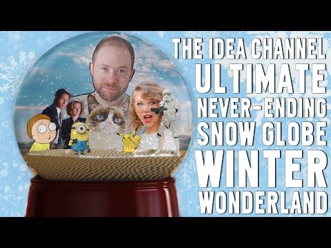 The 2015 Idea Channel Snow Globe Extravaganza™ | Idea Channel | PBS Digital Studios