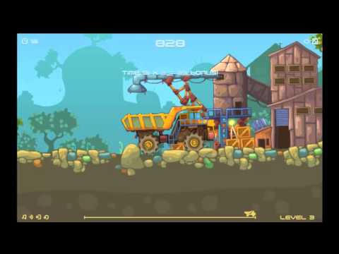 Game For Kid  Mining Truck Game   Addictinggames