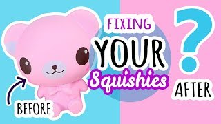 Squishy Makeover: Fixing Your Squishies #17