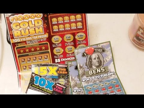 Indiana Lotto New Ticket Day