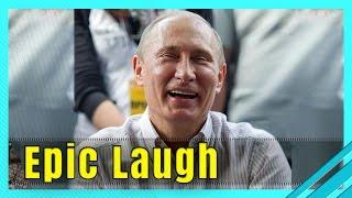 Vladimir Putin Laughs at USA