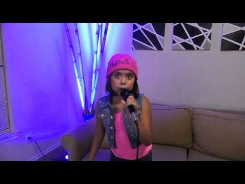 Becky G - Shower Cover By Nathalie Garcia Sancen