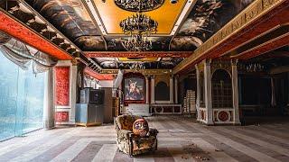 Abandoned Japanese Millionaires Royal Hotel $1,000,000 WORTH OF ART LEFT BEHIND