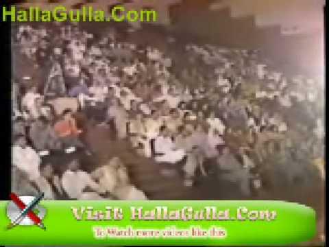 Mushaira Ahmad Nadeem Qasmi Ghazal HallaGulla Com