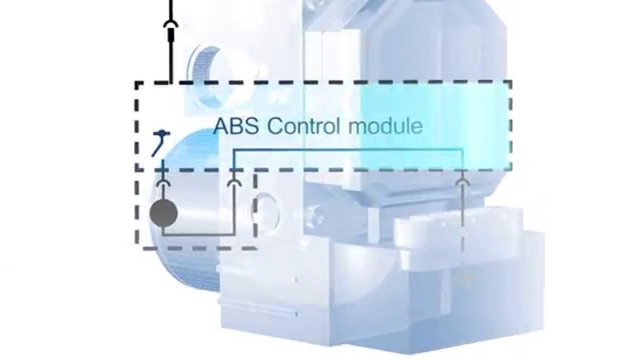Honda Abs System Schematic