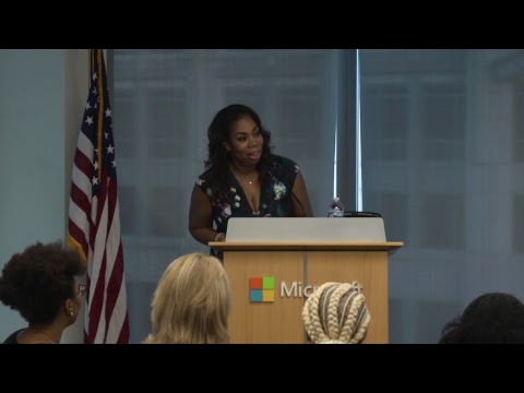 """The Spectrum Circle presents """"Woman Who Lead""""  at Microsoft Innovation & Policy Center"""