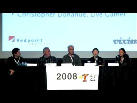 VGS2008: Making Virtual Economies Work - Lessons from Leaders