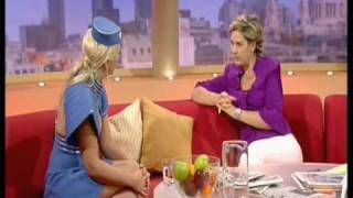 Lorna Bliss on GMTV 17th June 2009