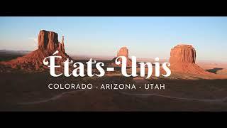 ETATS UNIS #1 - ARIZONA - UTAH - COLORADO
