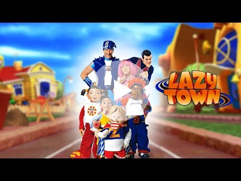 LazyTown S01E06 | Swiped Sweets