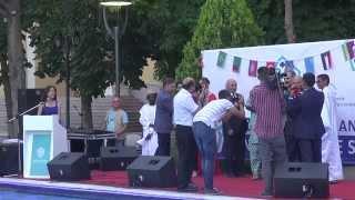 NEÜ Konya TÖMER Mezuniyet Töreni 24.06.2014