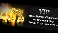 Roxy Palace Casino Review - Online Gambling