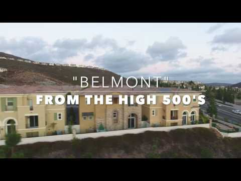 Belmont San Elijo Hills- Best Value Detached Homes For Sale San Elijo Hills