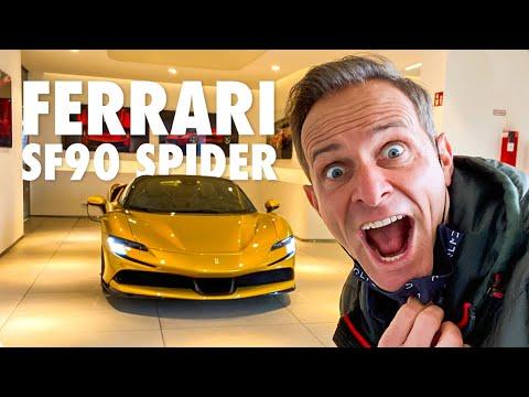 Ferrari SF90 Spider | 1000 PS | 462.000 € | Walkaround | Matthias Malmedie