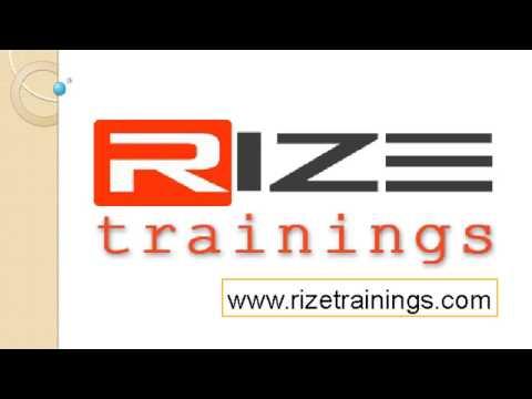 Online Software Training Institute - Rizetrainings.com