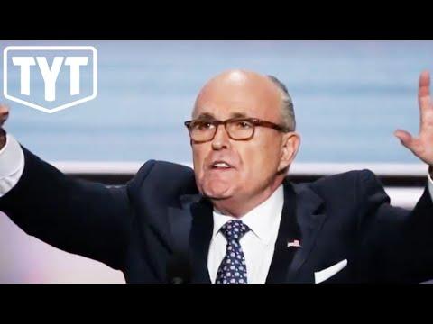 Giuliani In BIG Trouble