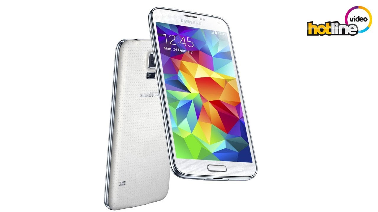 Обзор смартфона Samsung Galaxy S5