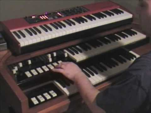 Hammond M3 vs B3 - M3 Features,Functions,ect - YouTube