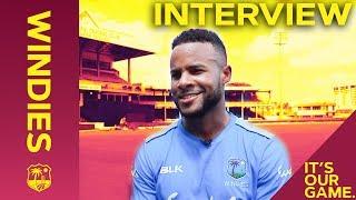 Shai Hope Reveals His Favourite Test Cricket Memory | Interview