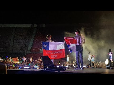 Ending SMTOWN IN CHILE 2019