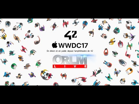 ORLM-263 : Live Apple Event WWDC 2017