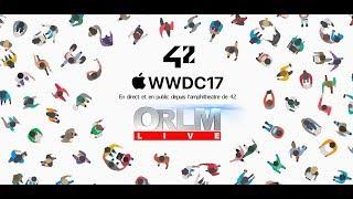 ORLM-263 : Live Apple Event WWDC 2017