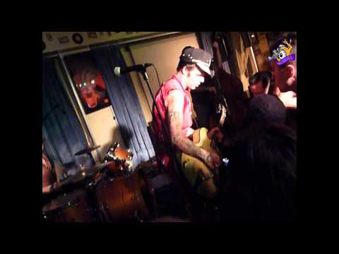 ▲Nick Curran and the Lowlifes - 50 minutes live - Milwaukee 50's Diner (November 2010)