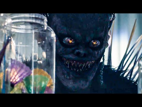 Thumbnail: DEATH NOTE Comic-Con Trailer (2017) 'Light Meets Ryuk'