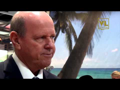 Top executive: Alain St.Ange, Tourism and Culture Minister, Seychelles