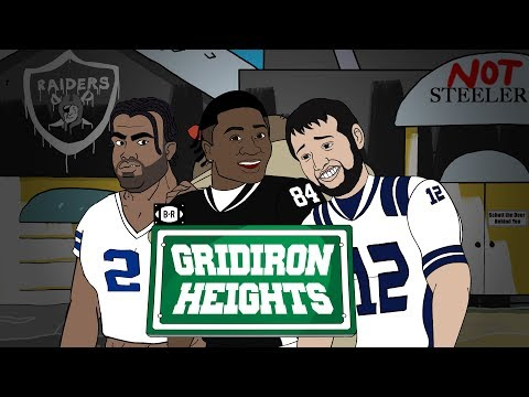 Antonio Brown, Andrew Luck and Zeke Hijack the Wild Offseason | Gridiron Heights S4E1