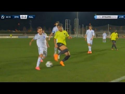 Hachim Mastour vs Dynamo Kiev (Friendly) 10/02/2016 HD by JM
