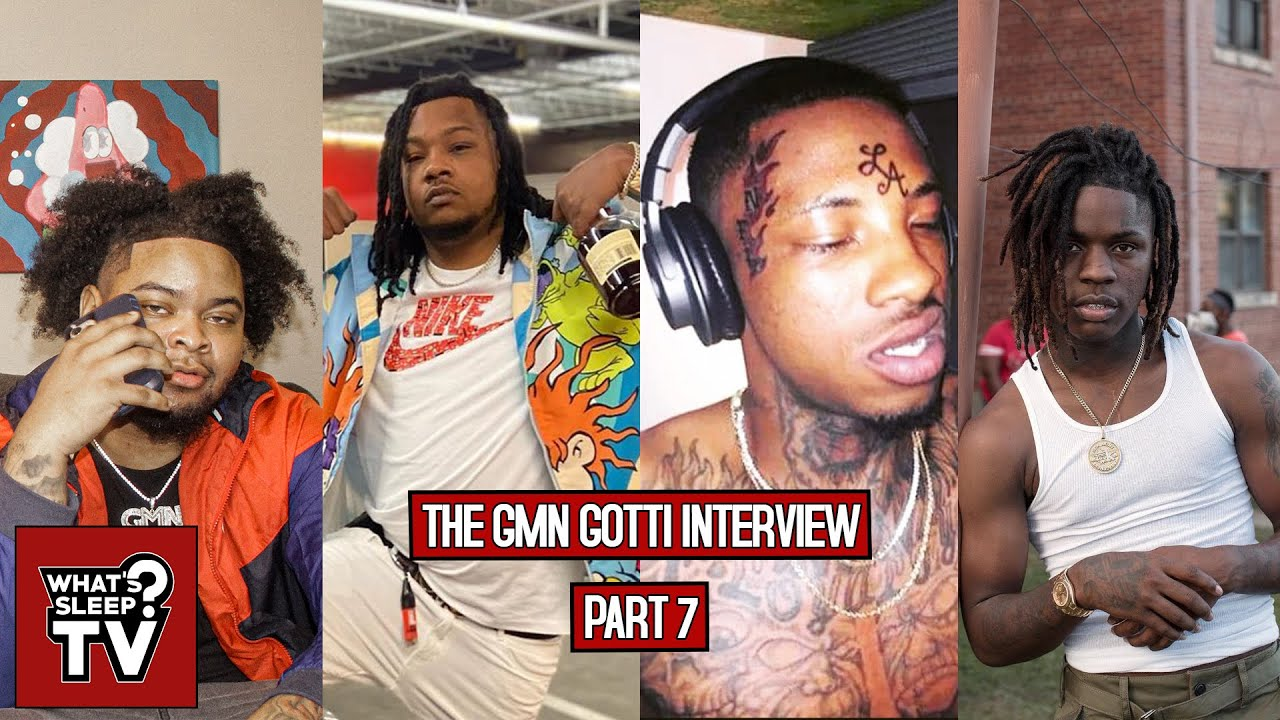 GMN Gotti Is Asked Who's The Face Of Chattanooga Rappers & Names King Klown, DBlokk JMac, & Slatt Zy