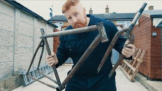 How To Disassemble A Bike