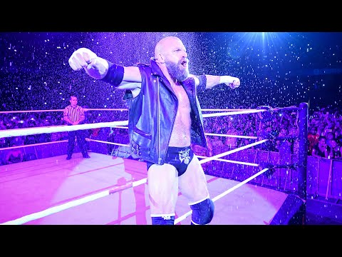 The WWE Universe celebrates Triple H's appearance at WWE Live in Chile