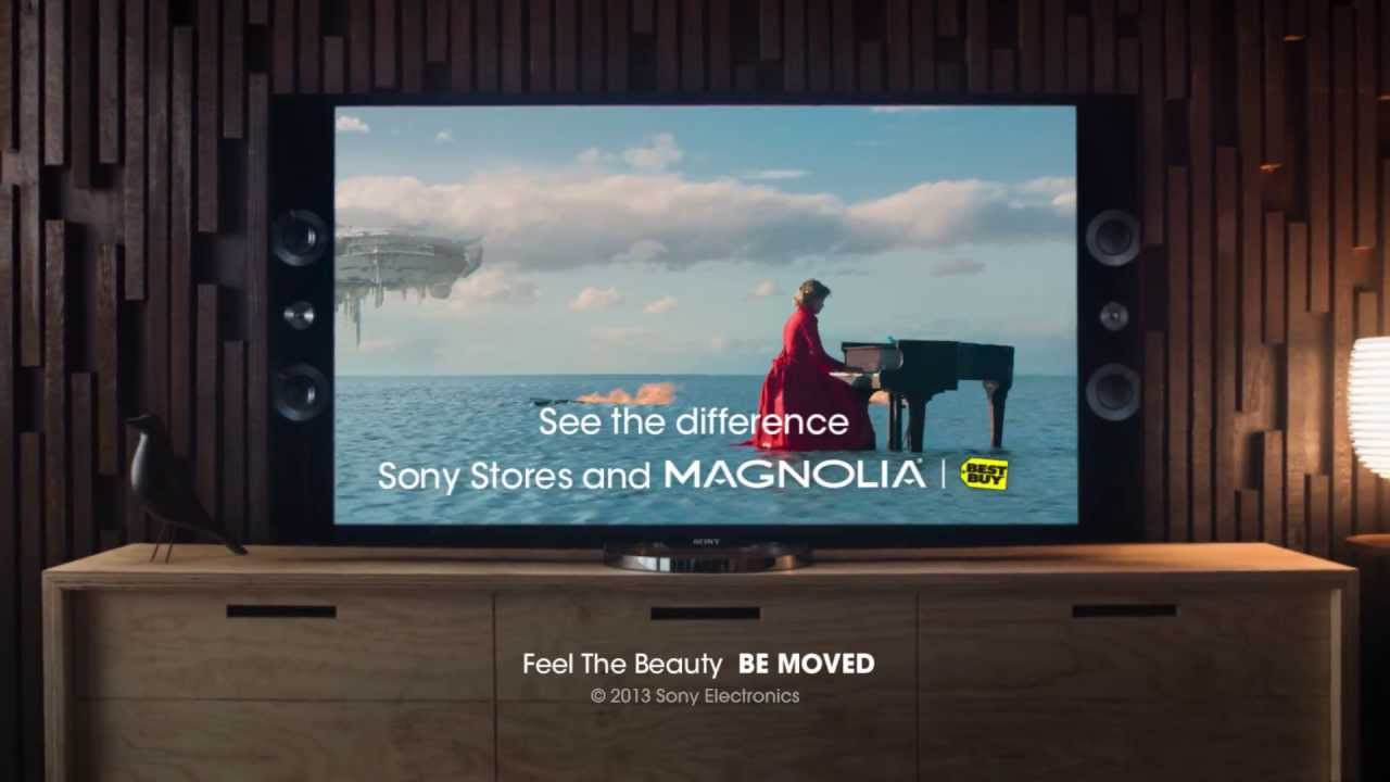 new commercial sony 4k ultra hd tvs youtube. Black Bedroom Furniture Sets. Home Design Ideas