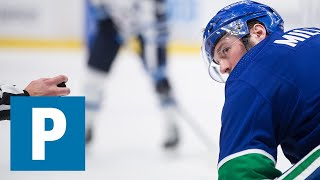 Canucks forward J.T. Miller talks to Vancouver media | The Province