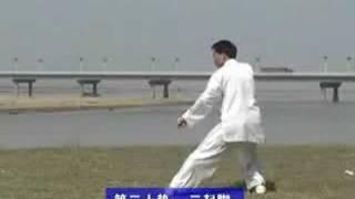 Chen Xiaowang 38 Form by Chen Bing (陈炳)