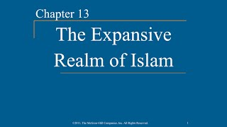 AP World History - Ch. 13 - The Expansive Realm Of Islam