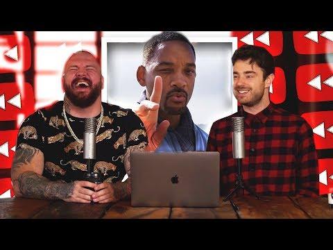 True Geordie on YouTube Rewind 2018